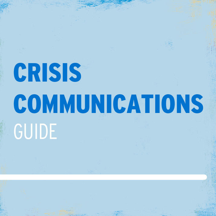 Crisis Communications Guide