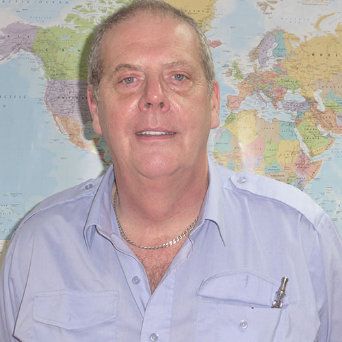 Dave Scholfield