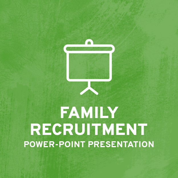 Family Recruitment Powerpoint